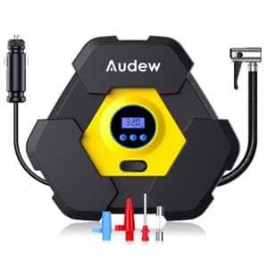 audew portable air compressor