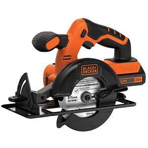 black+decker cordless circular saw