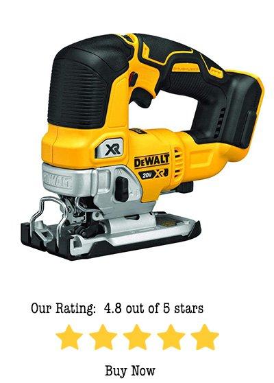 dewalt dcs334b 20v max jigsaw review