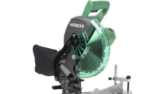 dust collection system for cleaning and bevel range for precision