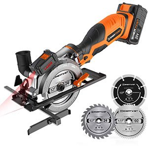enertwist circular saw
