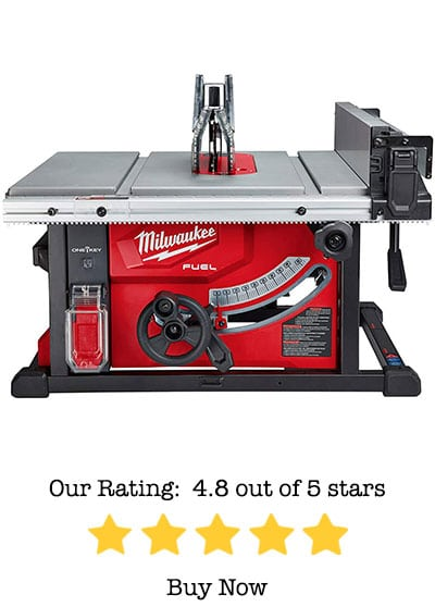 milwaukee 2736-21hd cordless table saw review