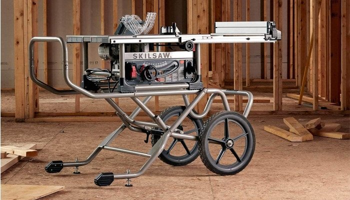table saws features
