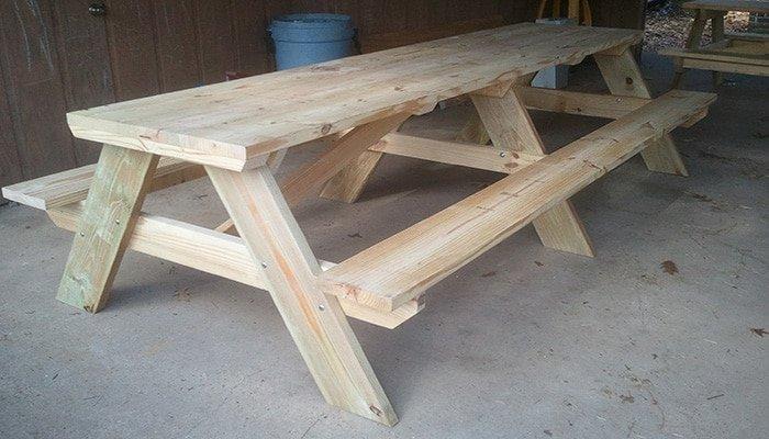 jay's 10' picnic table