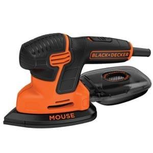 black decker mouse sander new