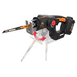 worx reciprocating saw and jigsaw
